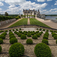 Château d'Amboise and its gardens in Amboise, France. Flickr:benh LIEU SONG