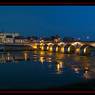Loire River in Amboise, France. Flickr:@lain G
