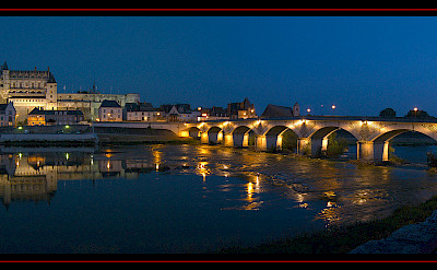 Loire River in Amboise, France. Flickr:@lain G