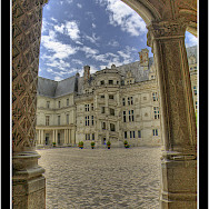 Château de Blois, the largest city in the Loire Valley. FlickrL@lain G