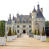 Château de Chenonceau in the French Renaissance style. Creative Commons:Dennis Jarvis