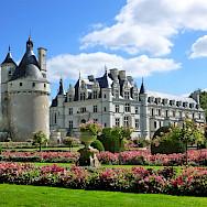 Château de Chenonceau, Loire Valley, France. Flickr:Guillaume Capron
