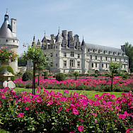 Château de Chenonceau along the Cher River, Loire Valley, France. Creative Commons:Tim Sackton
