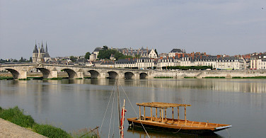 Bridge in Blois, France. Photo courtesy of Tour Operator.