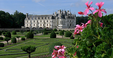 Chateau de Chenonceau, Loire Valley, France. Photo courtesy of Tour Operator.