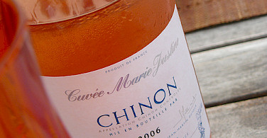 Loire Valley has many great local wines! Photo via Wikimedia Commons:agne27