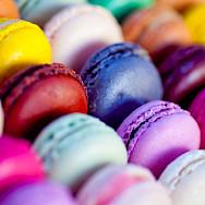 Macarons are a favorite in France. Flickr:Julien Haler