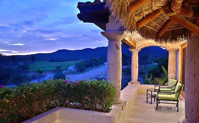 Casa Corona Jr Master Terrace Views Of Cabo Del Sol Fairway