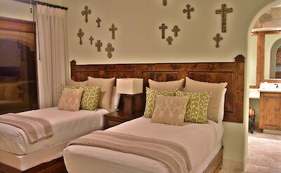 Casa Corona Twin Bedroom With Bunk Beds Lower Floor Ensuite Bat Oom