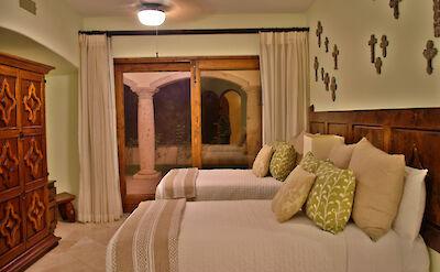 Casa Corona Twin Bedroom With Bunk Beds Lower Floor