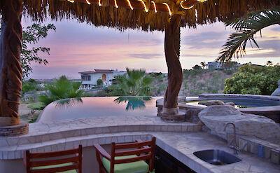 Casa Corona Palapa Pool Bar