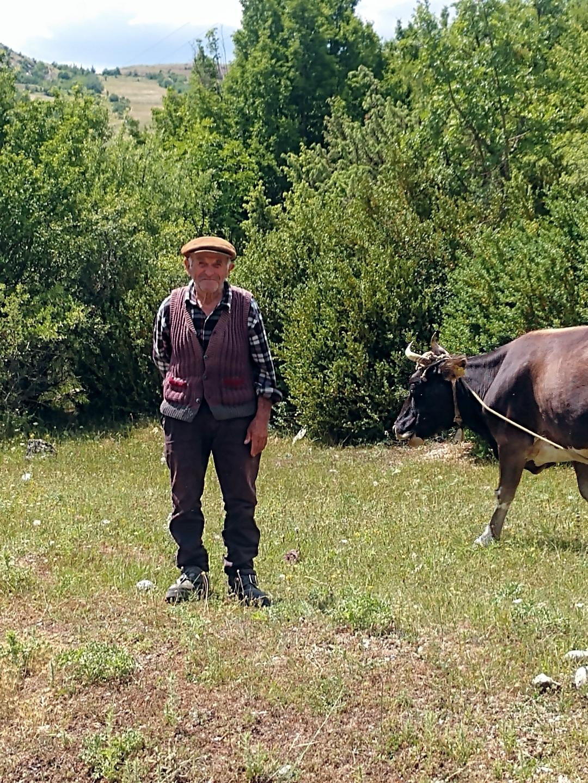 Countryside in Albania