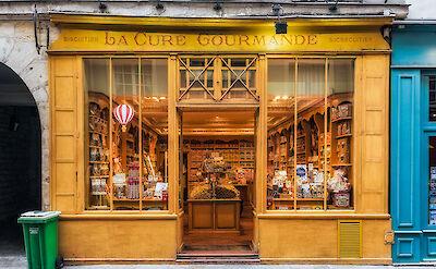 La Cure Gourmande in Paris, France. Flickr:Steven dosRemedios