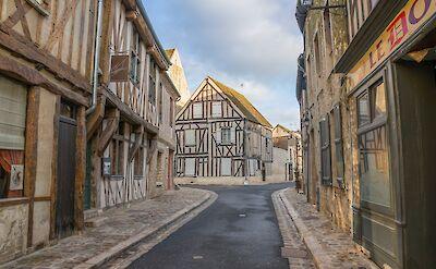 Provins, Burgundy, France. Flickr:David Mapletoft