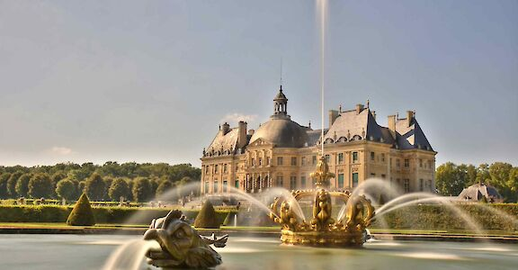 Château de Vaux-le-Vicomte, Burgundy, France. ©TO 48.565845, 2.714117