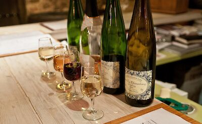 Wine-tasting in Burgundy, France. Flickr:Anna + Michal