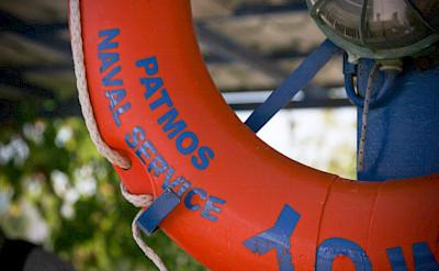 Biking on Patmos Island in Greece. Flickr:kellinahandbasket