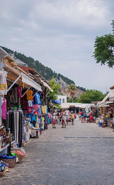 Shopping on Kos Island, Greece. Flickr:sam chills