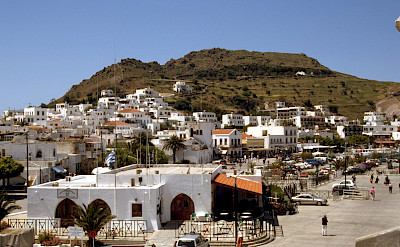 Sightseeing on Patmos Island, Greece. Flickr:foundin_a_attic