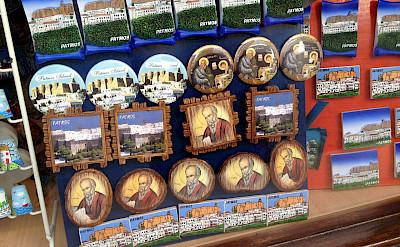 Souvenirs on Patmos Island, Greece. Flickr:Simon Jenkin's Photos
