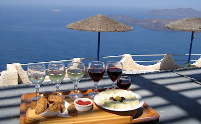 Wine tasting in Greece! Flickr:Doug Knuth