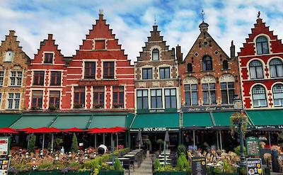 Bruges, West Flanders, Belgium. ©TO