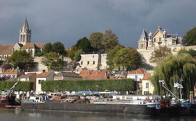 Conflans-Sainte-Honorine, France. ©TO