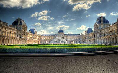 Le Louvre, Paris, France. Flickr:alainlm