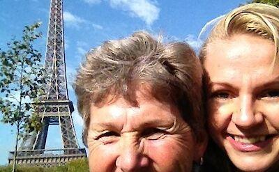 TripSite's Hennie & Carla in Paris, France!