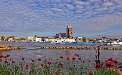 The oldest town in the Netherlands is Dordrecht in, South Holland. ©Hollandfotograaf
