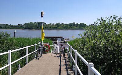 Rupelmonde, Belgium on the Scheldt River. ©TO