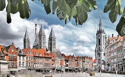 Tournai, France. ©TO