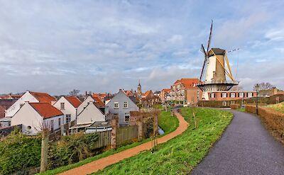 Willemstad, North Brabant, the Netherlands. ©Hollandfotograaf