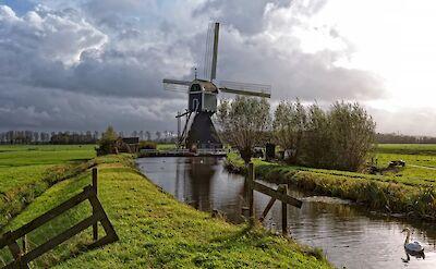 Typical Dutch countryside! ©Hollandfotograaf