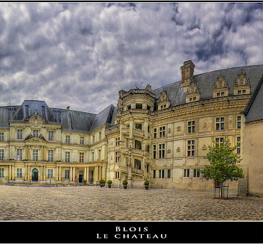 Loire Valley - Châteaux Country (based in one hotel)