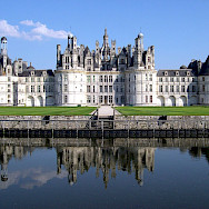Château de Chambord was built in the 16th century. Creative Commons:Calips