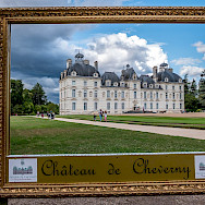 Château de Cheverny and its glorious French Renaissance architecture. Flickr:Nabeel Hyatt
