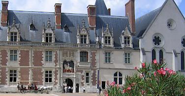 Chateau de Blois, Loire Valley, France. Photo courtesy Tour Operator.