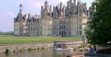 Chateau de Chambord, Loire Valley, France. Photo courtesy Tour Operator.