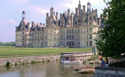 Château de Chambord, Loire Valley, France. Photo courtesy TO