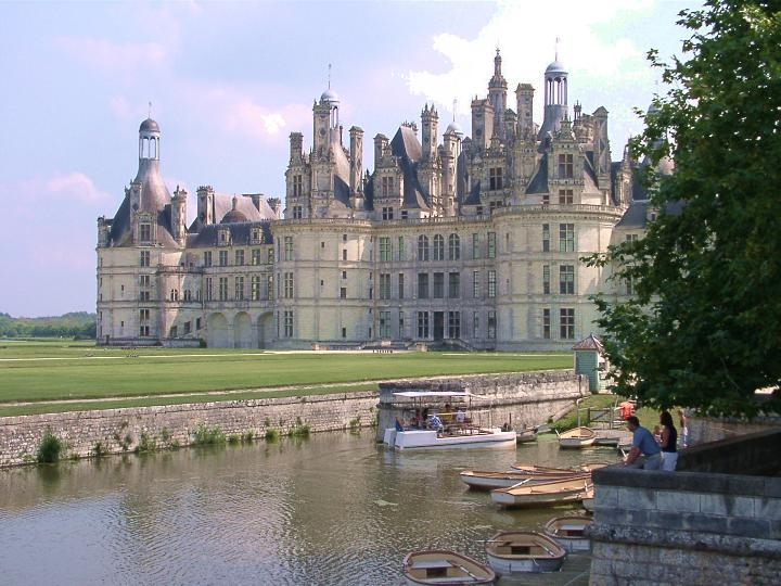 Loire Valley Ch 226 Teau Country France Tripsite