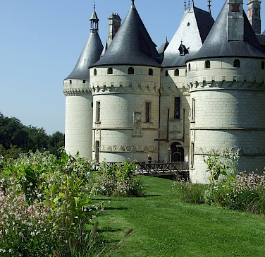 Chateau de Chaumont-sur-Loire. Photo courtesy Tour Operator.