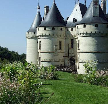 Chateau de Chaumont-sur-Loire. Photo courtesy Tour Operator.