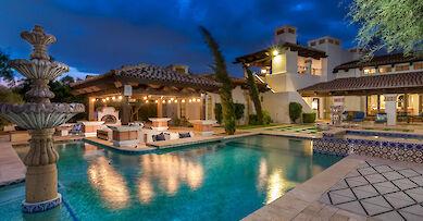 Arizona villa rentals