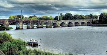 Bridge in Clare County, Ireland. Flickr:Liam Moloney