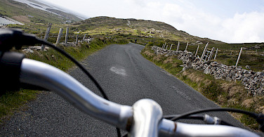 Cycling Galway County, Ireland. Flickr:Stephanemoussie