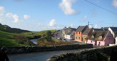 Doolin, Ireland. Flickr:Neale Adams