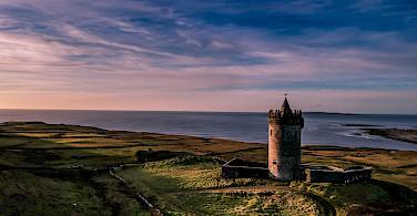 Doonagore Castle in Doolin, Ireland. Flickr:Seanoriordan