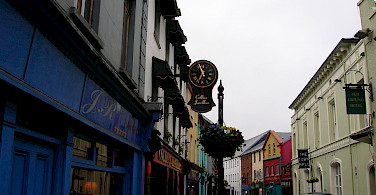 Relaxing in Ennis, Ireland. Flickr:Bea y Fredi