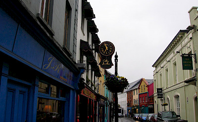 Relaxing in Ennis, Ireland. Flickr:Bea y Fredi
